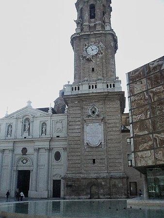 La Seo del Salvador: La Seo