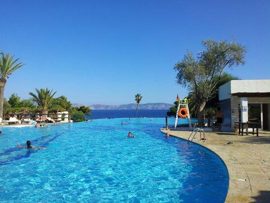 Piscina Foto Di Barcelo Hydra Beach Resort Thermisia
