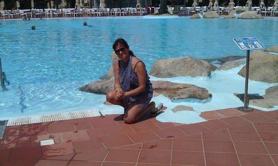 Pullman Timi Ama Sardegna : bellissima piscina