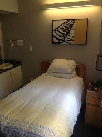 YWCA Hotel Vancouver: comodidad al 100%