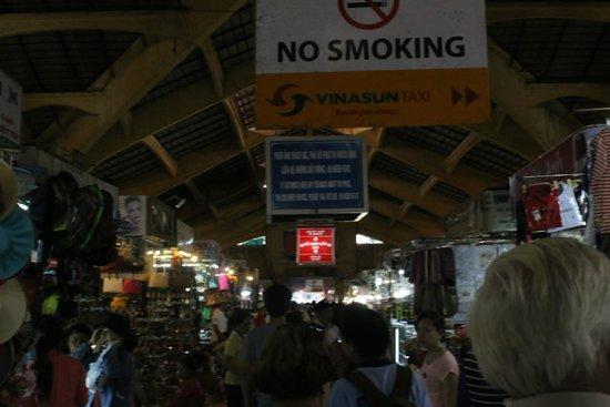 Ben Thanh Market: 市場内
