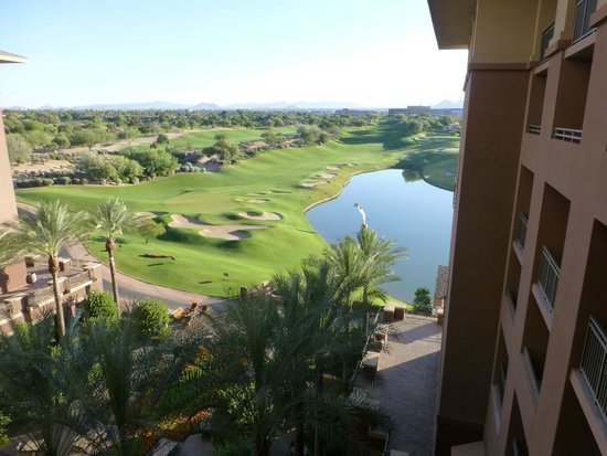The Westin Kierland Resort & Spa: View from our room
