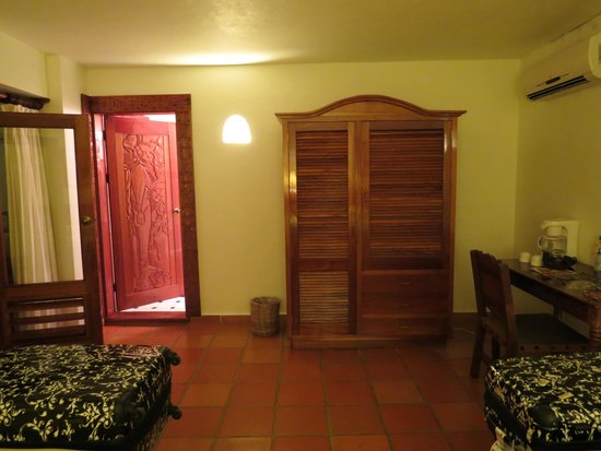 Hotel & Bungalows Mayaland: quarto
