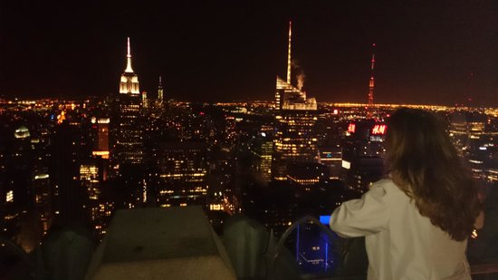 Rockefeller Center: Para conservar en la retina...