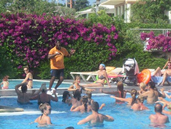 """Aqua Hotel Onabrava & Spa: De befaamde Moises aan het """"werk"""""""