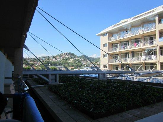Aqua Hotel Onabrava & Spa : Uitzicht