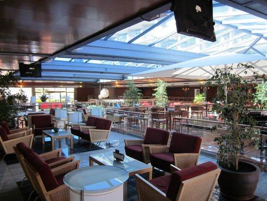 Aqua Hotel Onabrava & Spa : Receptie