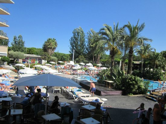 Aqua Hotel Onabrava & Spa : Zwembad