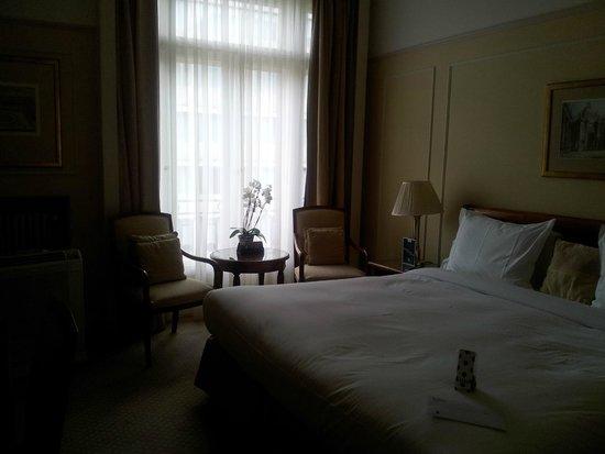 Hotel Le Plaza: wonderful