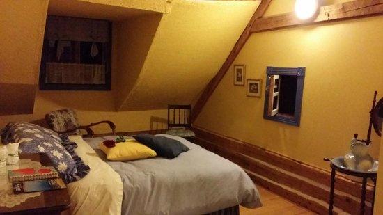Gite Le Noble Queteux: Chambre