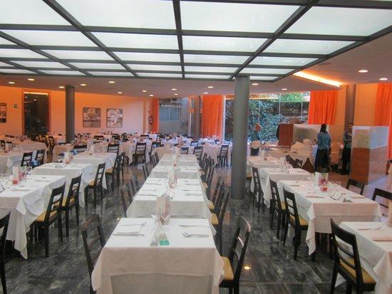 Aqua Hotel Onabrava & Spa : Eetzaal