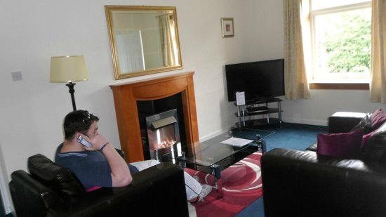 Rhins of Galloway: Living Room
