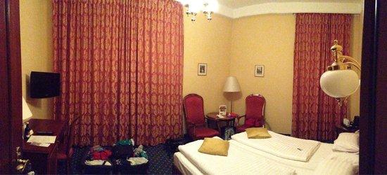 Kummer Hotel: Room