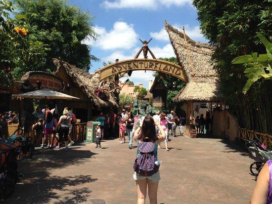 Disneyland Adventureland Picture Of Disneyland Park