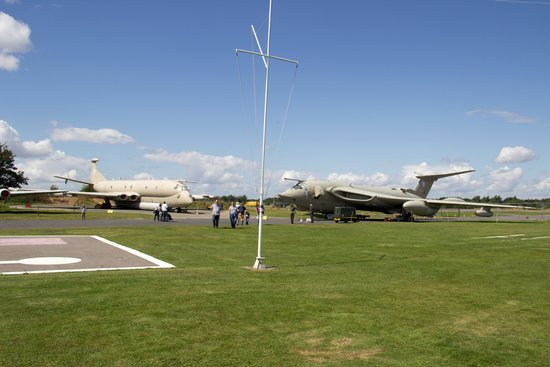 Yorkshire Air Museum: Air Museum