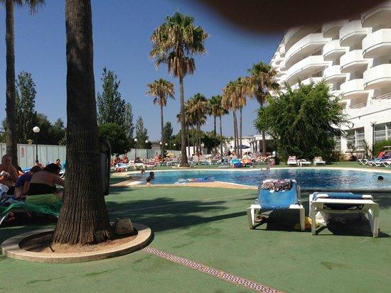 Blue Sea Gran Playa : pool area