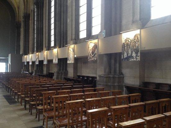 Notre Dame de la Treille: Via Sacra
