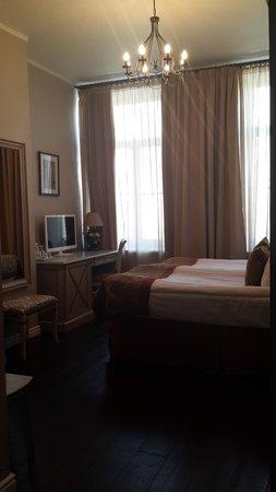 Pushka Inn Hotel: номер