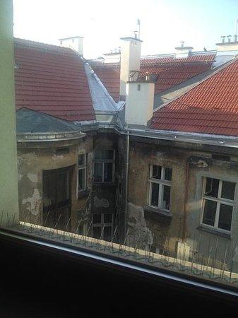 Hotel Matejko: Vue é(pous)touf(l)ante