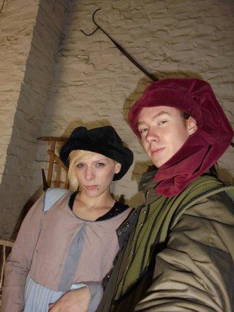 Mary Arden's Farm: Tudor Dress up
