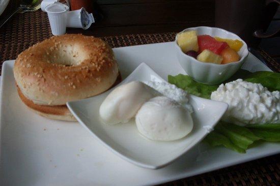 Manoir Rouville-Campbell : Breakfast Santé