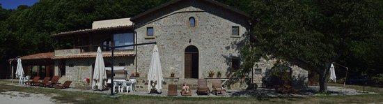 Longi, Italie : La struttura