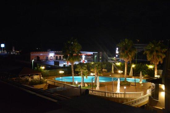 Park Hotel Tyrrenian: Vista camera