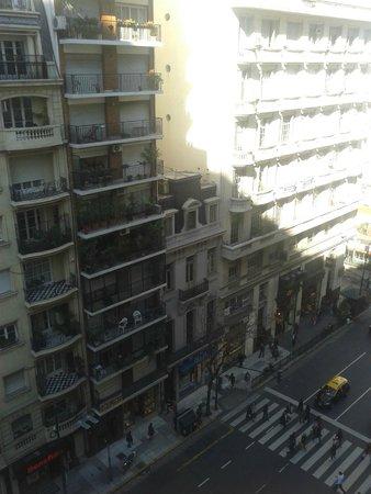 Hotel Wilton: Vista del noveno piso