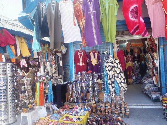 Medina von Tunis: Suk w Tunisie