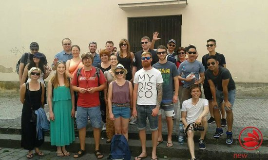 SANDEMANs NEW Prague Tours: August 2014