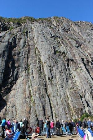 Hurtigrutens Hus: Troll Fiord
