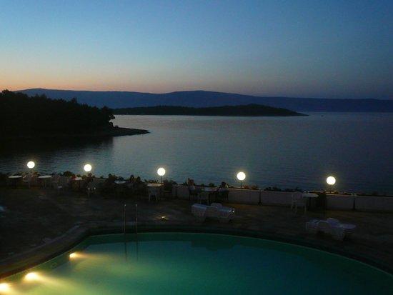 Adriatiq Resort Fontana: Vu de l'hotel