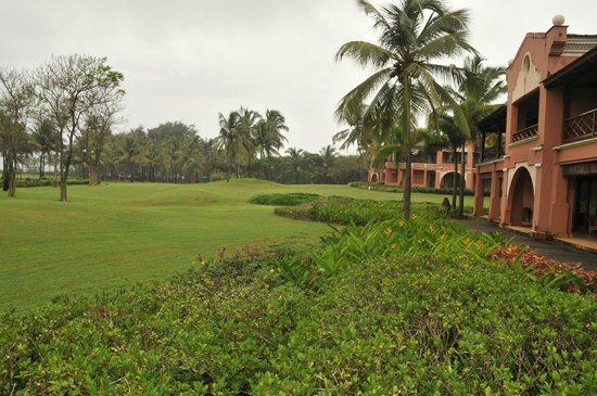 Park Hyatt Goa Resort and Spa : the landscaping
