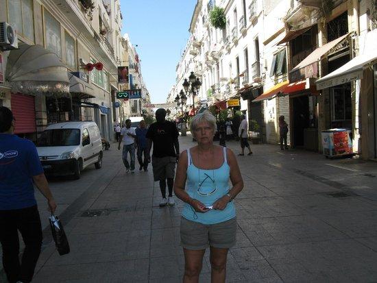 Medina de Túnez: Ulice stolicy
