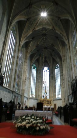 St. Martin's Cathedral (Dom svateho Martina): Interior da Catedral de St. Martin
