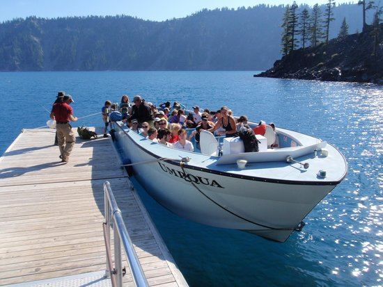 Crater Lake Boat Tours Reviews