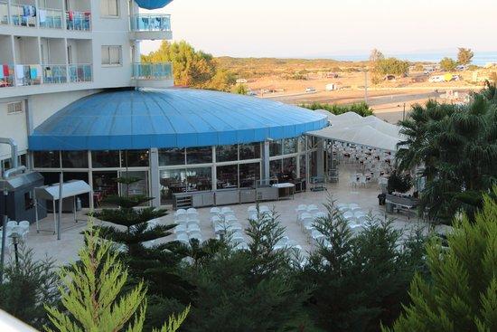 Buyuk Anadolu Didim Resort: Restaurant