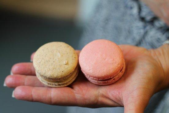 Columbus Food Adventures: Macaron from Pistacia Verde