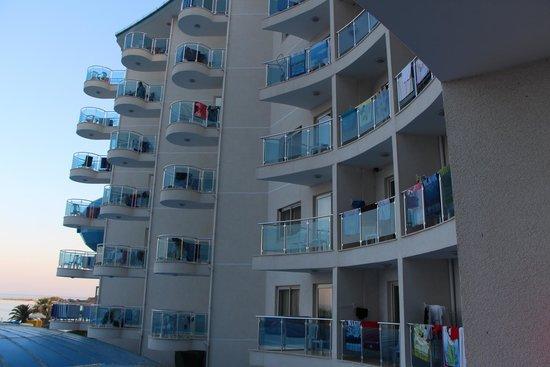 Buyuk Anadolu Didim Resort: Hotel