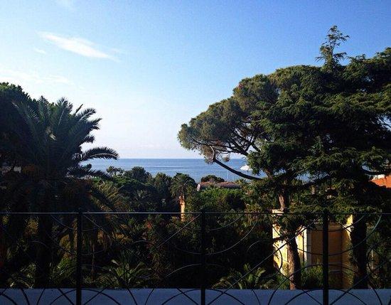 Hotel Villa Sylva : Vista dalla terrazza attrezzata