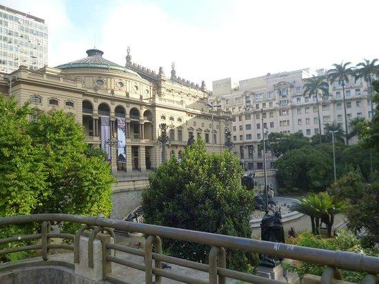 Theatro Municipal De São Paulo : Theatro Municipal