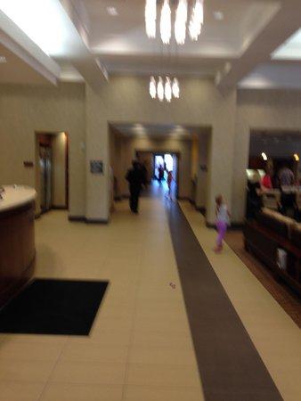 Residence Inn Idaho Falls: lobby