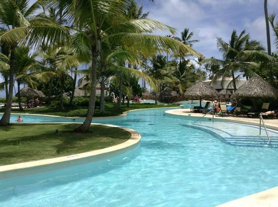 Secrets Royal Beach Punta Cana: Pileta