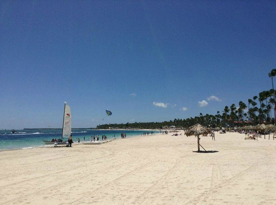 Secrets Royal Beach Punta Cana: Playa Bavaro