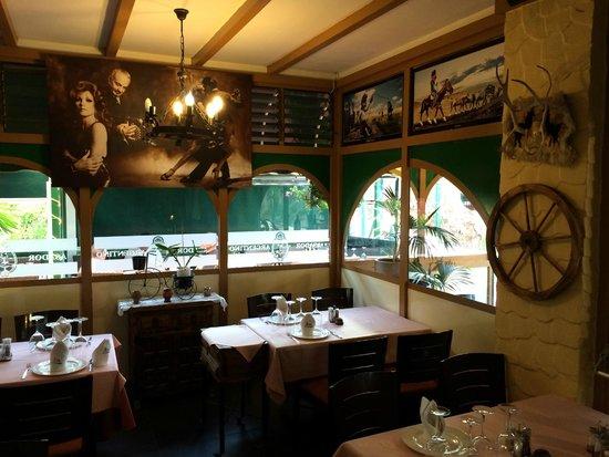 Grill El Asador: ресторан