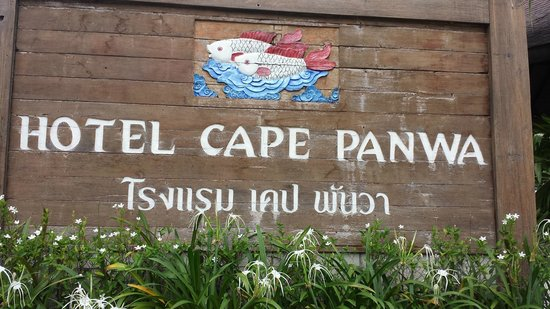 Cape Panwa Hotel: March 2014