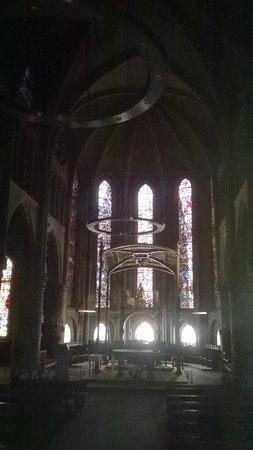 Interior de Colegiata de Roncesvalles