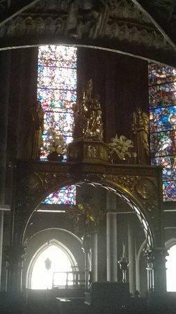 Colegiata de Roncesvalles: Altar