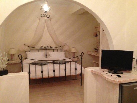 Athermi Suites: romantic badroom