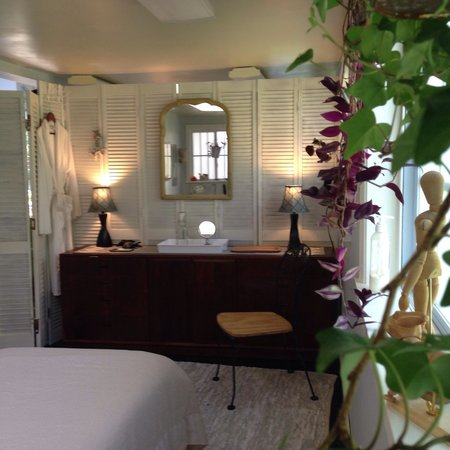 Greenland, Nueva Hampshire: Massage room